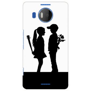 G.store Hard Back Case Cover For Microsoft Lumia 950 XL 60262
