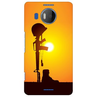 G.store Hard Back Case Cover For Microsoft Lumia 950 XL 60266