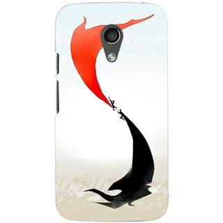 G.store Hard Back Case Cover For Motorola Moto G (2nd gen) 60704