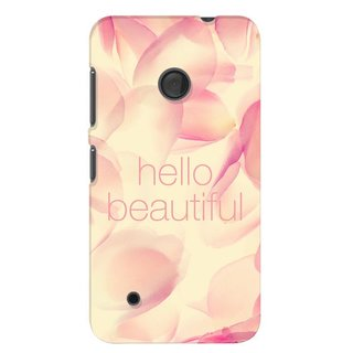 G.store Hard Back Case Cover For Nokia Lumia 530  61349