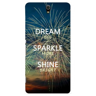 G.store Hard Back Case Cover For Sony Xperia C5 Ultra 66568