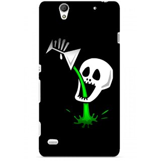G.store Hard Back Case Cover For Sony Xperia C4  66433