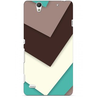 G.store Hard Back Case Cover For Sony Xperia C4  66435