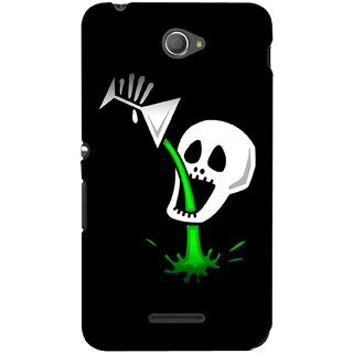 G.store Hard Back Case Cover For Sony Xperia E4 66633