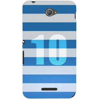 G.store Hard Back Case Cover For Sony Xperia E4 66663