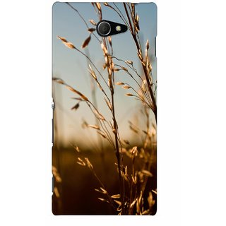 G.store Hard Back Case Cover For Sony Xperia M2 66871