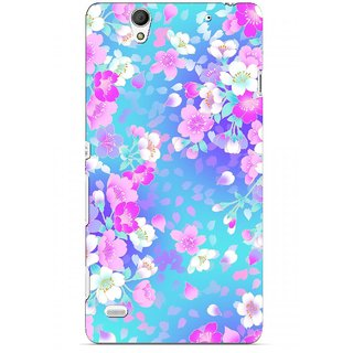 G.store Hard Back Case Cover For Sony Xperia C4  66482