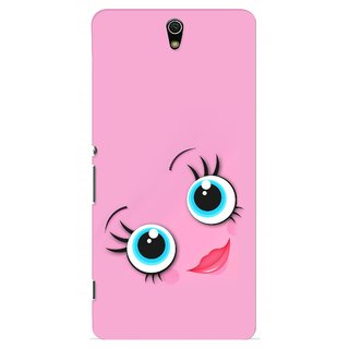 G.store Hard Back Case Cover For Sony Xperia C5 Ultra 66529