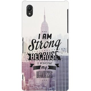 G.store Hard Back Case Cover For Sony Xperia Z2 67619