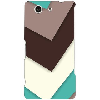 G.store Hard Back Case Cover For Sony Xperia Z3 Compact 67835