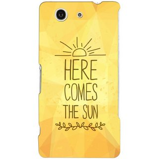 G.store Hard Back Case Cover For Sony Xperia Z4 Compact 67914