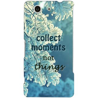 G.store Hard Back Case Cover For Sony Xperia Z4 Compact 67918