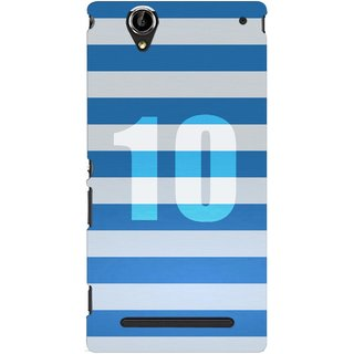 G.store Hard Back Case Cover For Sony Xperia T2 Ultra 67263