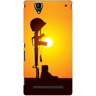 G.store Hard Back Case Cover For Sony Xperia T2 Ultra 67266