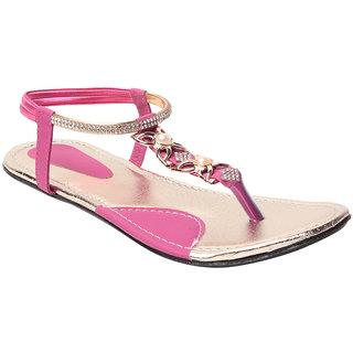 Msc Pink WomenS Flat