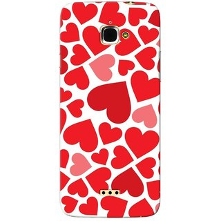 G.store Hard Back Case Cover For InFocus M350 49463