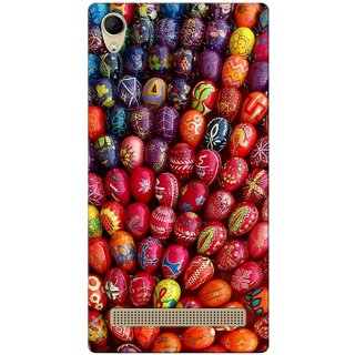G.store Hard Back Case Cover For Intex Aqua Power Plus 49622