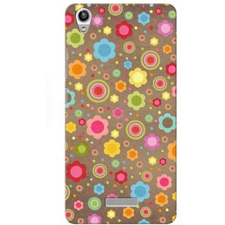 G.store Hard Back Case Cover For Lava Pixel V1 49736