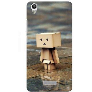 G.store Hard Back Case Cover For Lava Pixel V1 49737