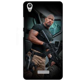 G.store Hard Back Case Cover For Lava Pixel V1 49780