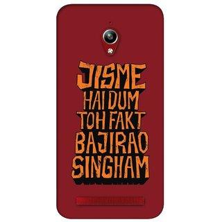 G.store Hard Back Case Cover For Asus Zenfone Go 53642