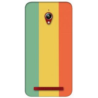 G.store Hard Back Case Cover For Asus Zenfone Go 53651