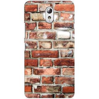G.store Hard Back Case Cover For Lenovo Vibe P1m 56807