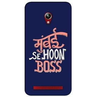 G.store Hard Back Case Cover For Asus Zenfone Go 53693