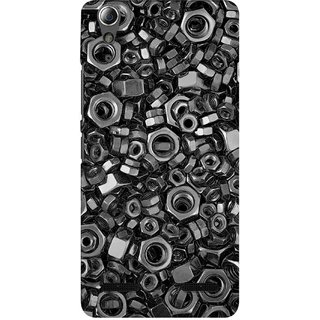 G.store Hard Back Case Cover For Lenovo A6000 Plus 56309