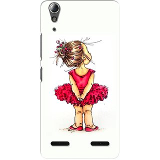 G.store Hard Back Case Cover For Lenovo A6000 Plus 56311