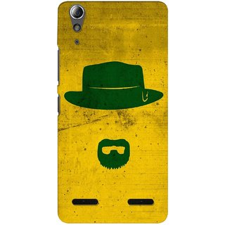G.store Hard Back Case Cover For Lenovo A6000 Plus 56337