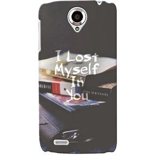 G.store Hard Back Case Cover For Lenovo S820 56658