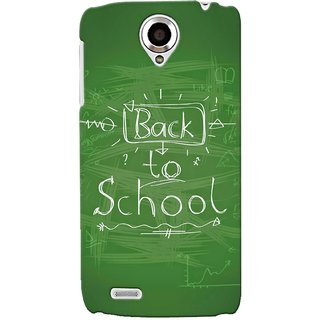 G.store Hard Back Case Cover For Lenovo S820 56659