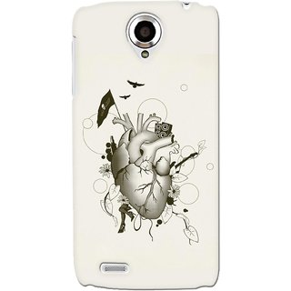 G.store Hard Back Case Cover For Lenovo S820 56683