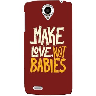 G.store Hard Back Case Cover For Lenovo S820 56690