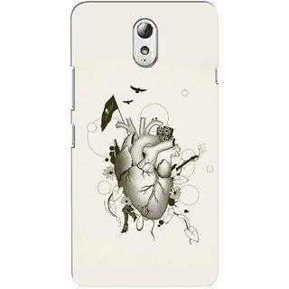 G.store Hard Back Case Cover For Lenovo Vibe P1m 56883