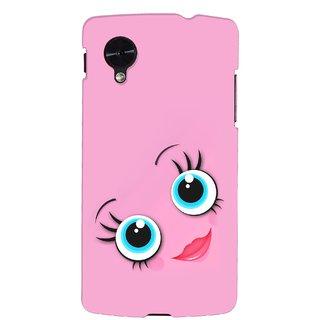 G.store Hard Back Case Cover For LG Google Nexus 5 57529