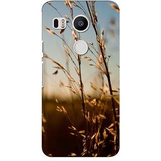 G.store Hard Back Case Cover For LG Google Nexus 5x 57671