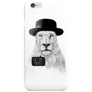 The Fappy Store Say My Name I Phone 6S Back Covers