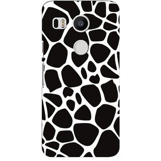 G.store Hard Back Case Cover For LG Google Nexus 5x 57603