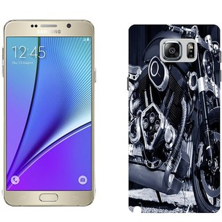 Samsung Galaxy Note 5 Design Back Cover Case