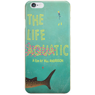 The Fappy Store The Life Aquatic1 I Phone 6S Back Covers