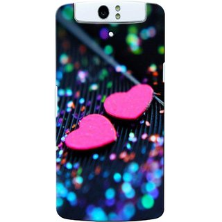 G.store Printed Back Covers for Oppo N1 Multi 40946
