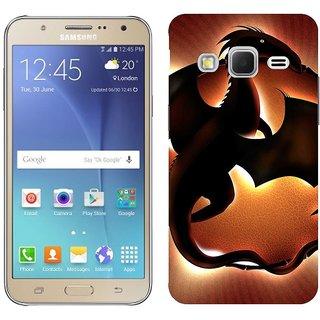 Samsung Galaxy J7 Design Back Cover Case