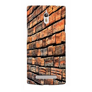 G.store Printed Back Covers for Oppo Find 7  Multi 40831