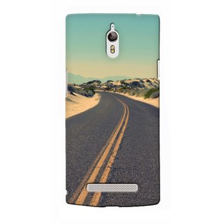 G.store Printed Back Covers for Oppo Find 7  Multi 40838