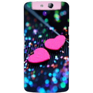 G.store Printed Back Covers for Oppo N1 mini  Multi 41046