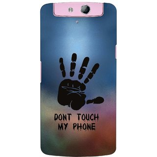 G.store Printed Back Covers for Oppo N1 mini  Multi 41048