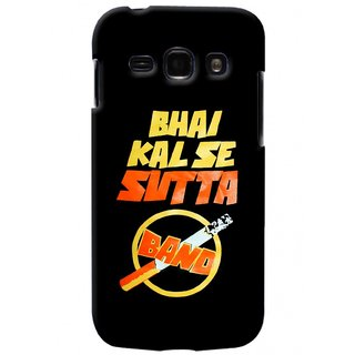 G.store Printed Back Covers for Samsung Galaxy A3 Black 41308