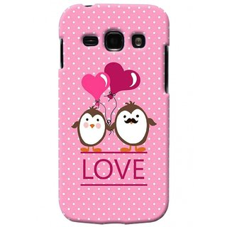 G.store Printed Back Covers for Samsung Galaxy A3 Pink 41314